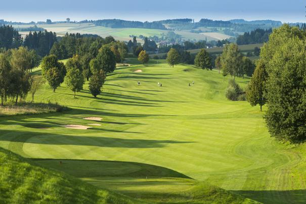 Gutshof Golf Tag