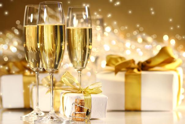 Fürstliches Weihnachts- und Silvesterarrangement