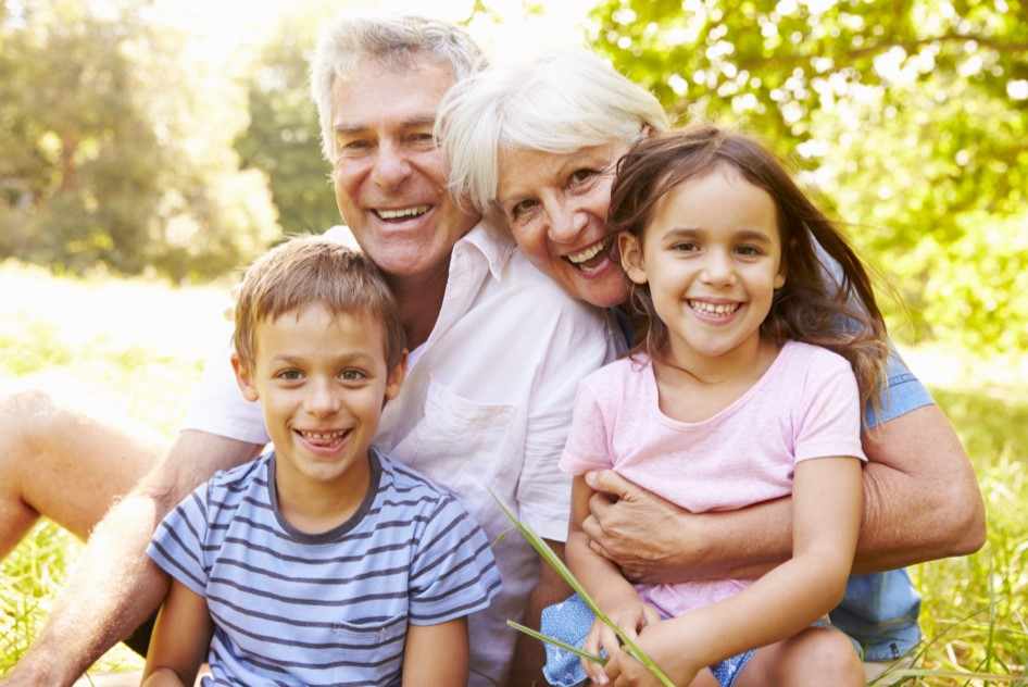 Urlaub mit Oma & Opa