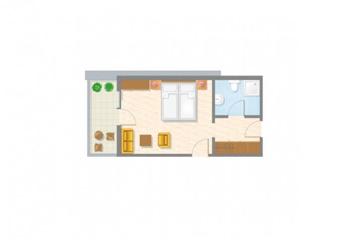 Superior Doppelzimmer