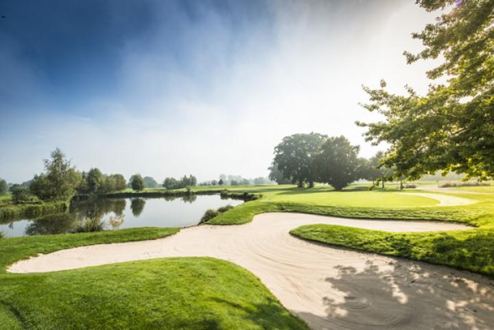 Golf Total für Gruppen 7 + 1 im Herbst