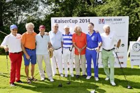 31. KaiserCup zugunsten der Franz Beckenbauer Stiftung