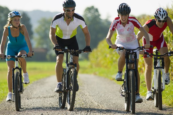 E-Bike Fahrvergnügen