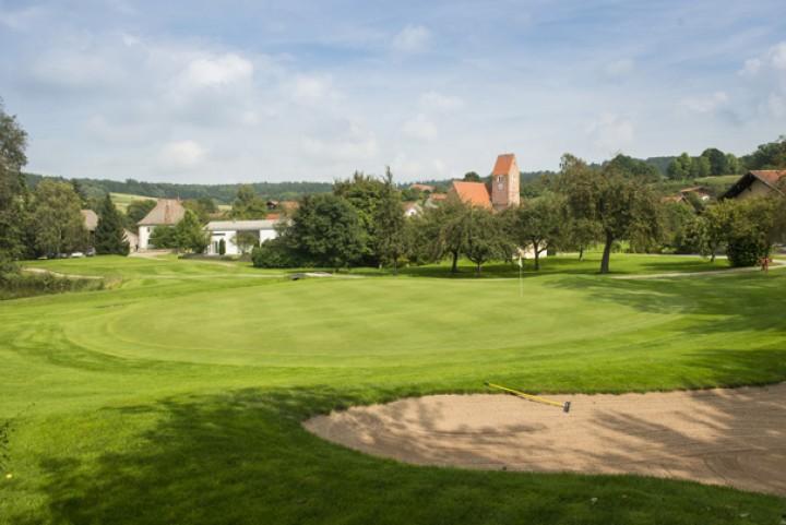 Erste Rottaler Bäderdreieck Golfwoche
