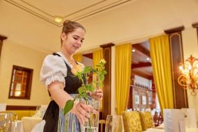 Auszubildende Hotelfachleute