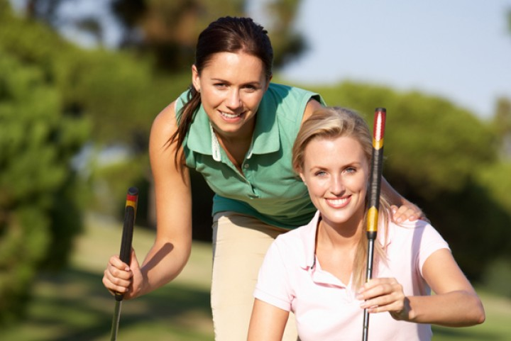 Ladies First - Der Damen-Golfkurs
