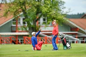 Einheimischen Golfkurs für Anfänger