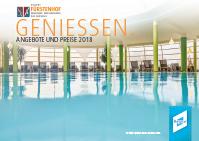 Hotel Fürstenhof - Preisliste 2019