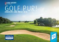 Golf Preisliste 2019