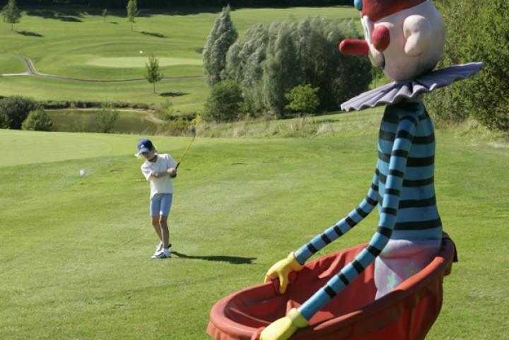 Golf Schnupper Camp für Kids