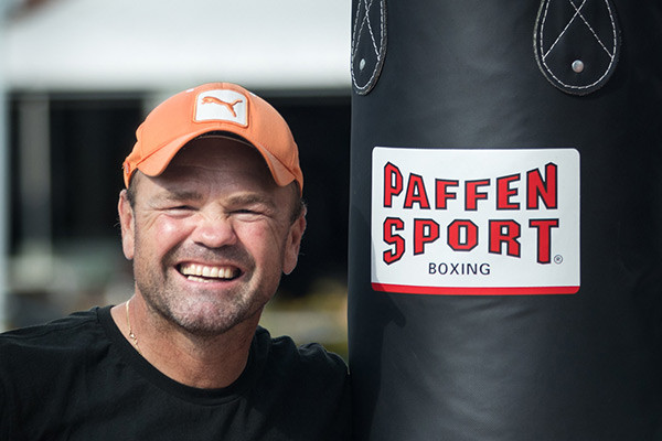 Box Camp mit Sven Ottke