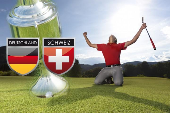Ryder Cup Deutschland - Schweiz